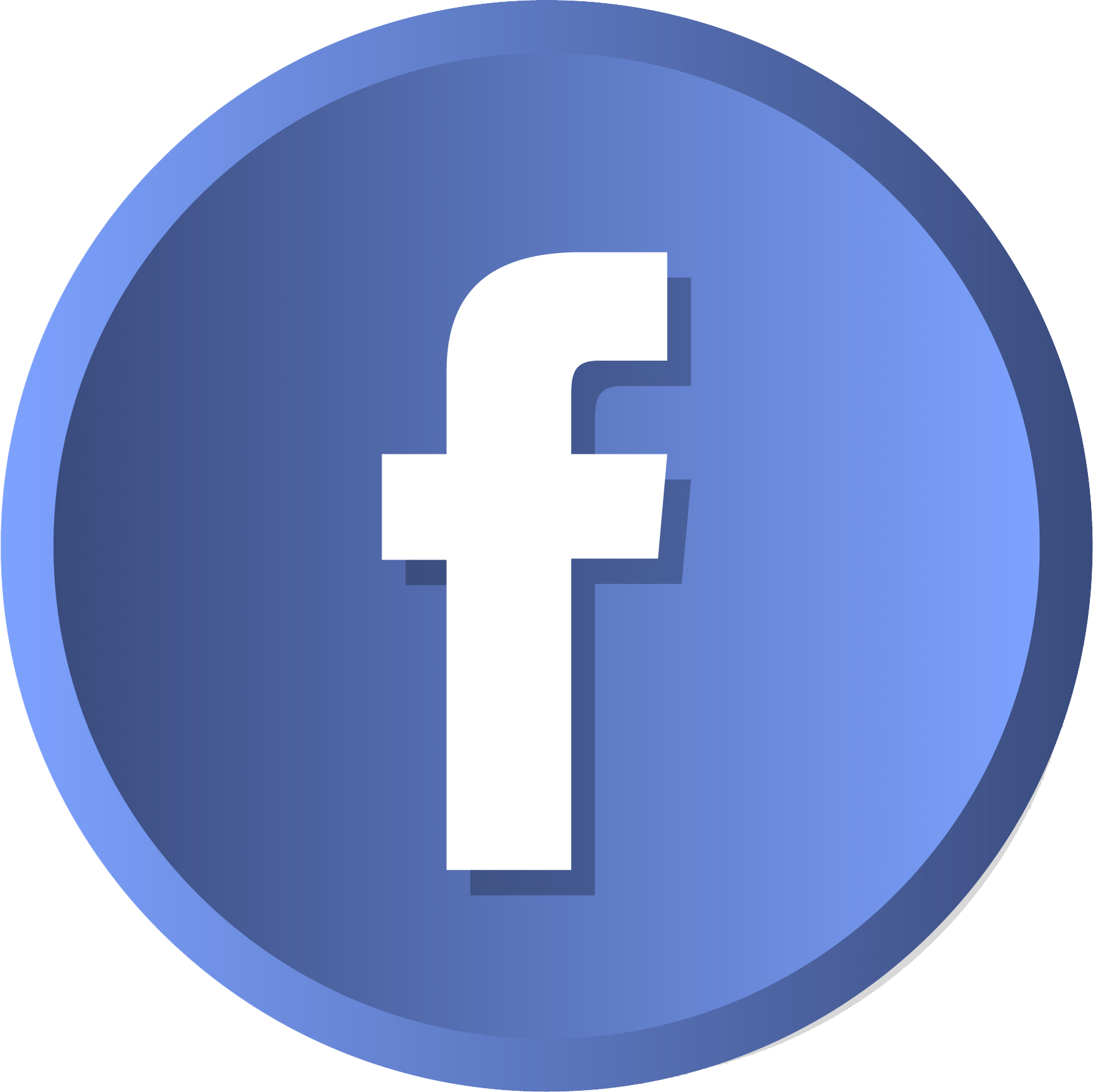 Facebook Logo by Lia Aramburu